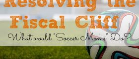The Fiscal Cliff, soccer moms