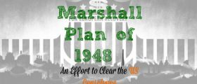 The Marshall Plan of 1948