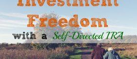 Investment Freedom, IRA, self-directed IRA