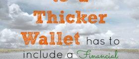Financial Routine, thick wallet, debt management
