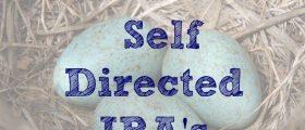 Self Directed IRA's, nest egg