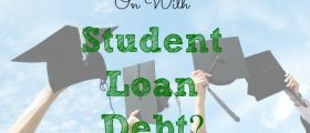 What Is Going On With Student Loan Debt?