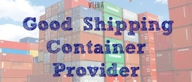 good shipping container provider, cargo, shipping container, shipping provider