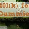 401(k) for Dummies