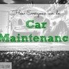 car maintenance, DIY car maintenance, taking care of your car