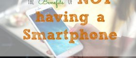 smartphone, not having a phone, digital detox