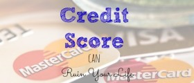 bad credit score, effects of a bad credit score, credit score advice