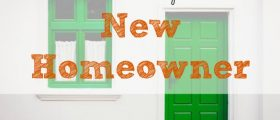 new homeowner, things to buy as a new homeowner, items to buy as a new homeowner