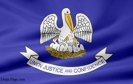 Flag_Louisiana