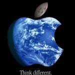 appleearththinkdifferent