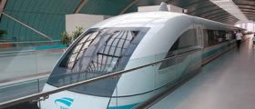 Maglev Bullet Train