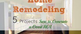 Generate A Good ROI, home remodeling