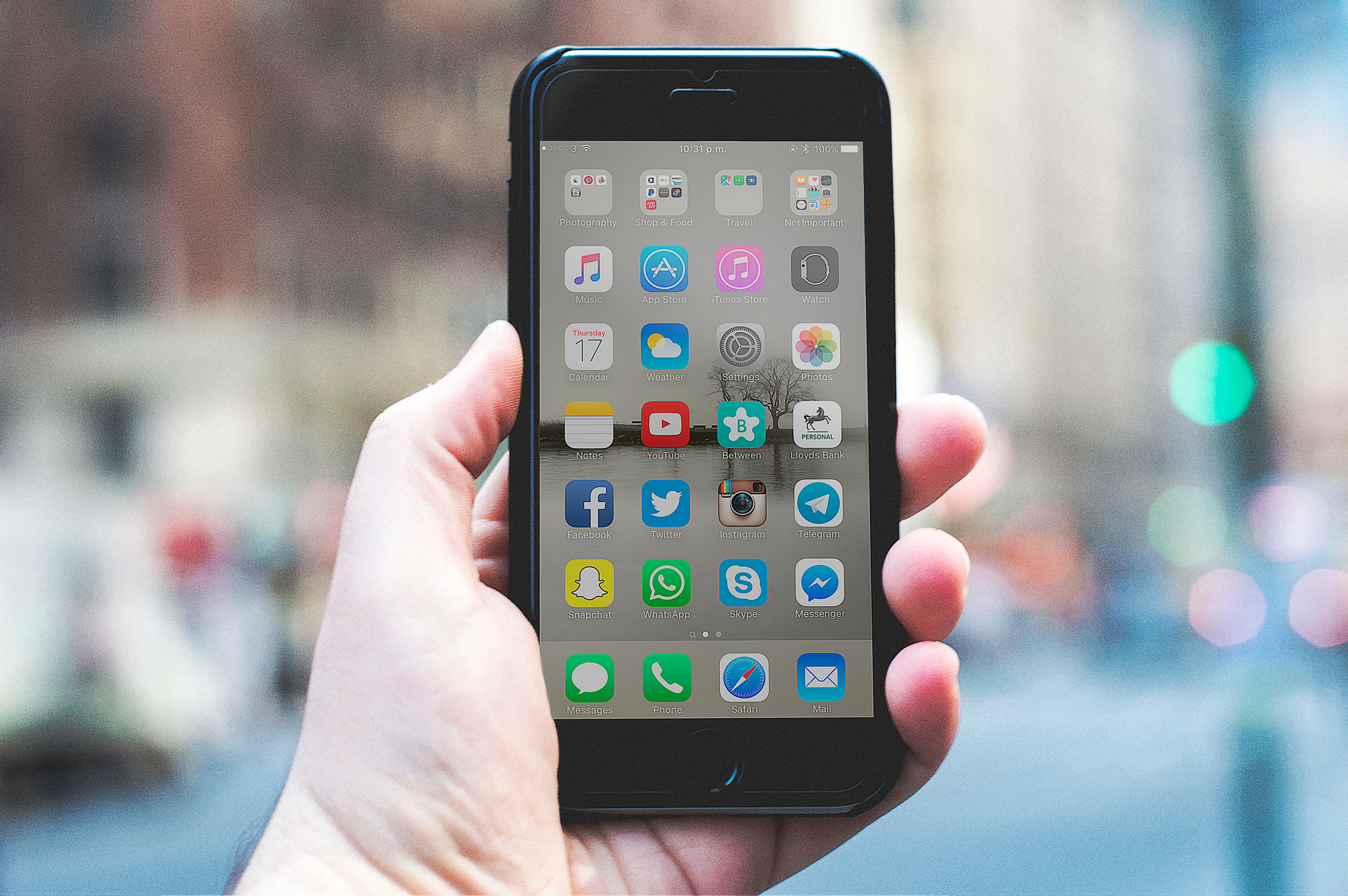 Using Social Media Networks