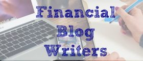 Favorite Financial Blog Writers