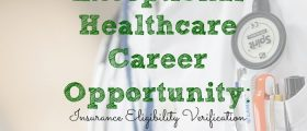 Exceptional Healthcare Career Opportunity