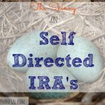 Self Directed IRA's, nest egg