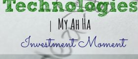 My Ah Ha Investment Moment