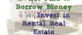 Invest in Rental Real Estate
