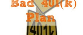 You Have a Bad 401(k) Plan, other options