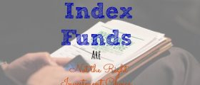 index funds, stock market, investment, investment choice