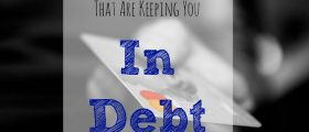 Why You Can't Get Out of Debt,obstacles