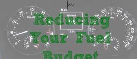 fuel budget, saving gas, save on gas