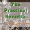 The Practical Benefits of Biking to Work