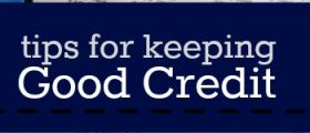 Maintaining good credit is important to your overall financial health. Here are some great tips on credit from USA.gov