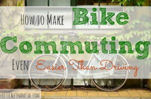 biking to work, bike commuting, alternative to driving