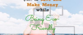 eco-friendly solutions, go green, save money