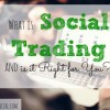 social trading, stock market, investing