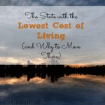 state with the lowest cost of living, lowest cost of living, state to live in