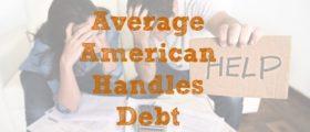 handling debt, America and debt, debt advice