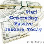 generating passive income, passive income ideas, passive income tips
