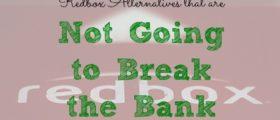redbox alternatives, save money on dvds, save money on watching movies