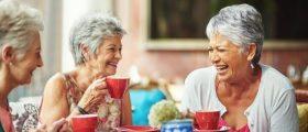 women in retirement