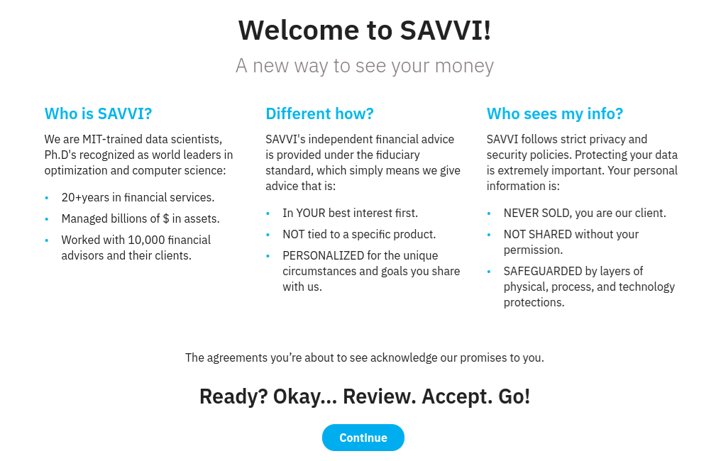 My Review: SAVVI Financial - Critical Financial | Critical