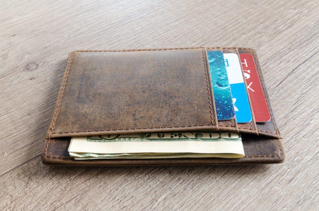 using a prepaid card
