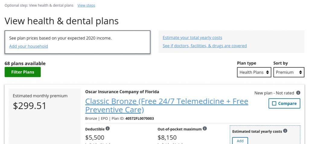 choose insurance