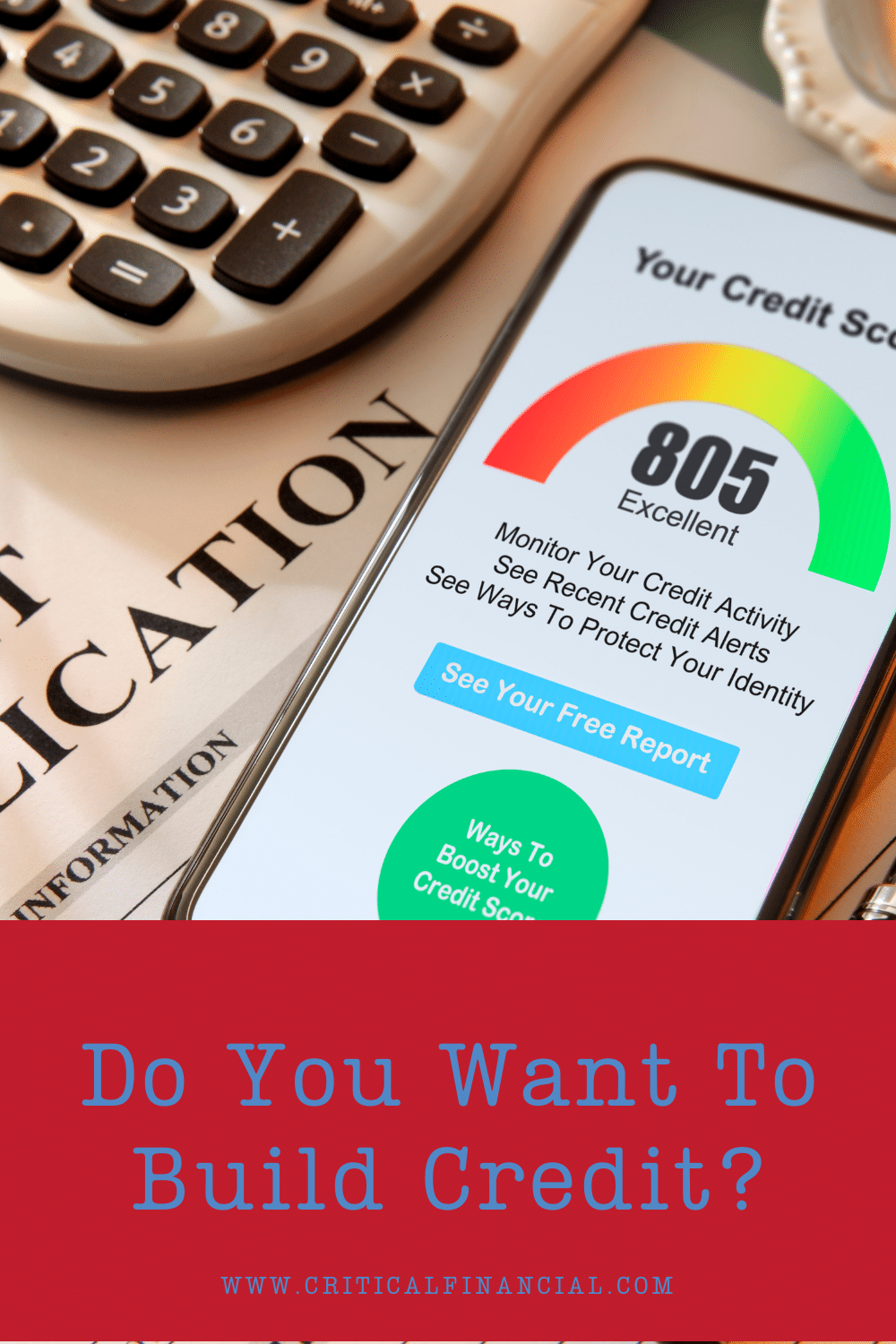 Do You Want To Build Credit