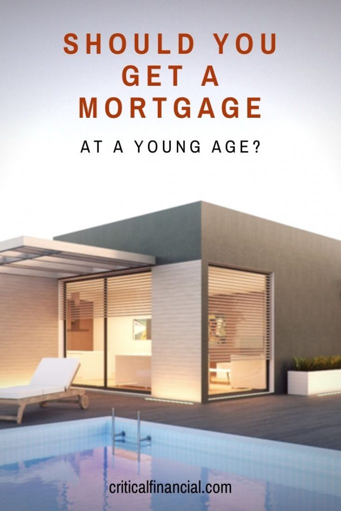 Mortgage at a Young Age