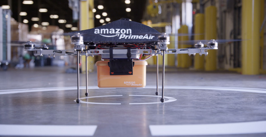 jeff bezos amazon drone